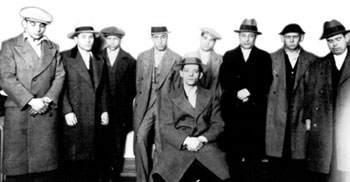 an introduction to the history of gangsters and lawmen of the 1930s A series where we take a #lookback at the stories and history of  he formed the wild bunch gang and went on to rob banks and trains  the film depicts several.