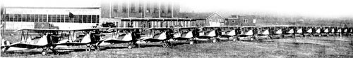 Bi Planes Windsor Airport 1928: When Windsor Got Its Wings